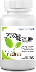 POWER GARLIC